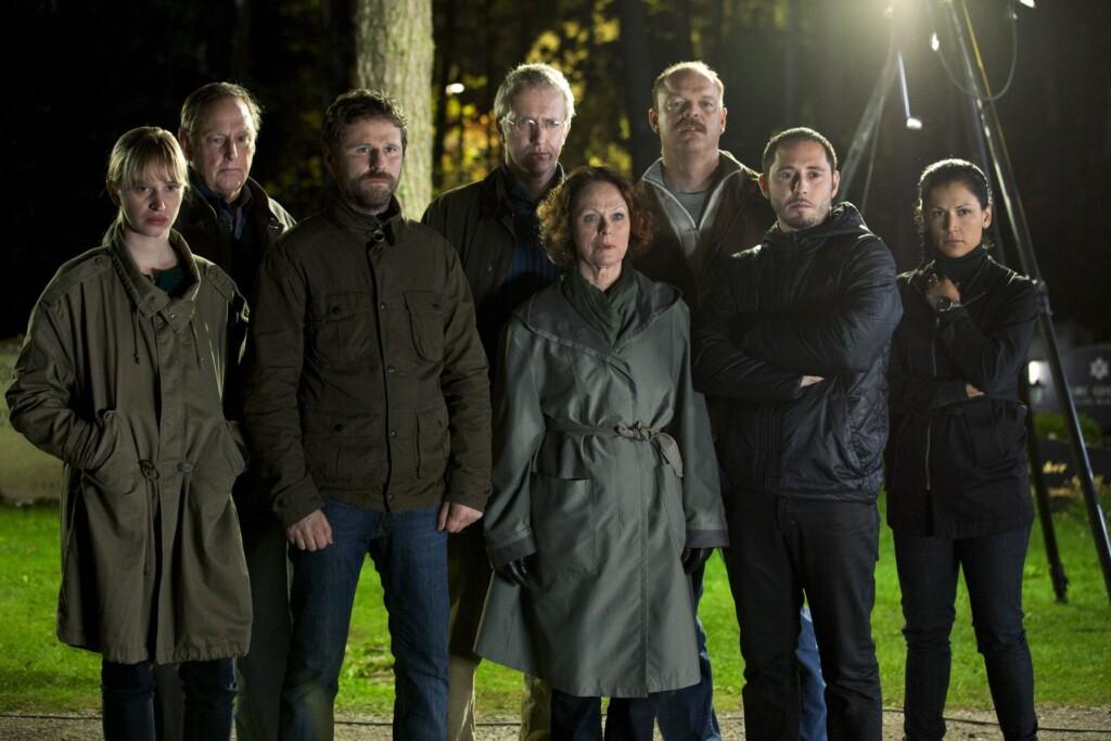 Eine komplexe Mordserie von internationalen Ausmaßen hält die Stockholmer Sonderermittler Kerstin Holm und Paul Hjelm in Atem.