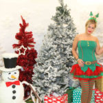 Big Brother Tag 77 - Beate beim Weihnachtsshooting