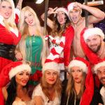 Big Brother Tag 77 - Die Bewohner beim Weihnachtsshooting