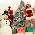Big Brother Tag 77 - Lusy beim Weihnachtsshooting