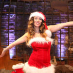 Big Brother Tag 77 - Maria beim Weihnachtsshooting