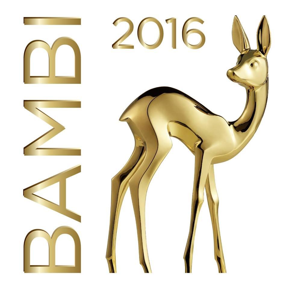 """""""Bambi"""", eines der größten deutschen gesellschaftlichen Ereignisse des Jahres, findet am 17. November 2016 zum vierten Mal in Folge in Berlin statt."""