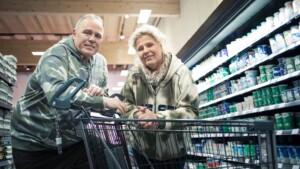 Das Supermarkt-Quiz - Silvia Wollny und Harald Elsenbast