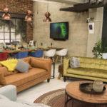 Big Brother Haus 2015 - Das Wohnzimmer