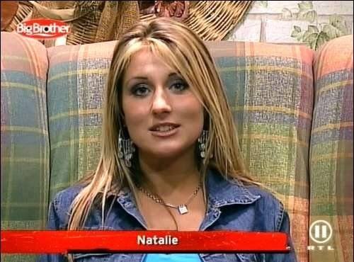 Natalie Langer bei Big Brother 5, © RTL II/Endemol