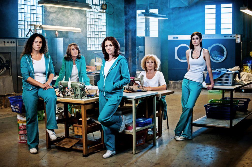 """Lange hat man auf die Ausstrahlung der Serie gewartet und nun geht es auch tatsächlich los. Mit der Frauen-Knastserie """"Hinter Gittern"""" hatte RTL jahrelang sehr großen Erfolg."""