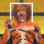 Big Brother 2020 - Philipp fährt als Tiger seine Krallen aus