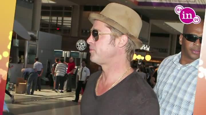 Brad Pitt hat sein Aussehen ein wenig verändert