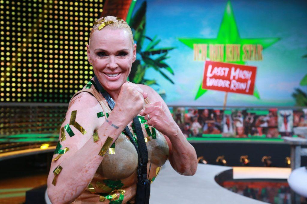 Brigitte Nielsen darf nochmal in den australischen Dschungel