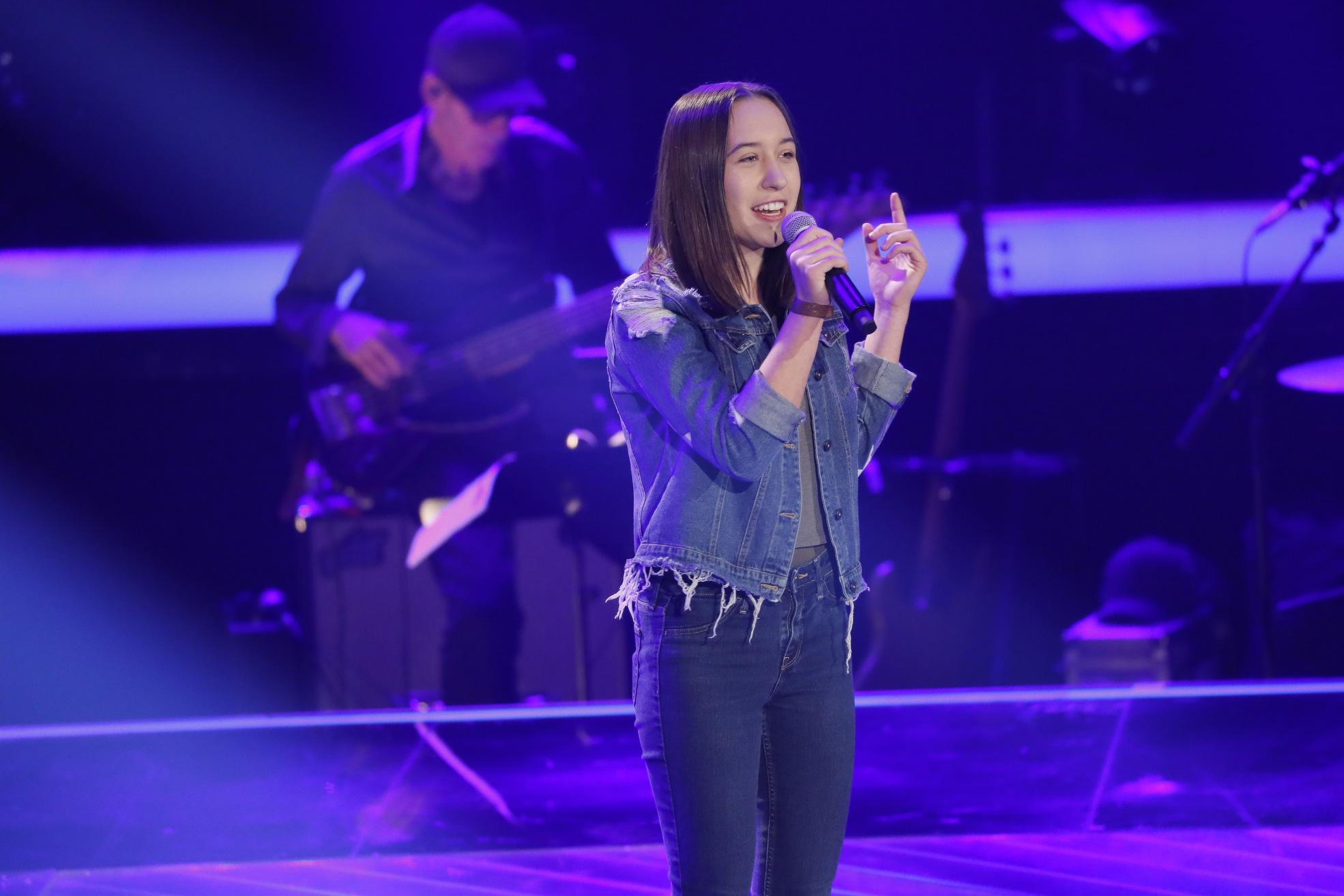 The Voice Kids 2017 - Camilla