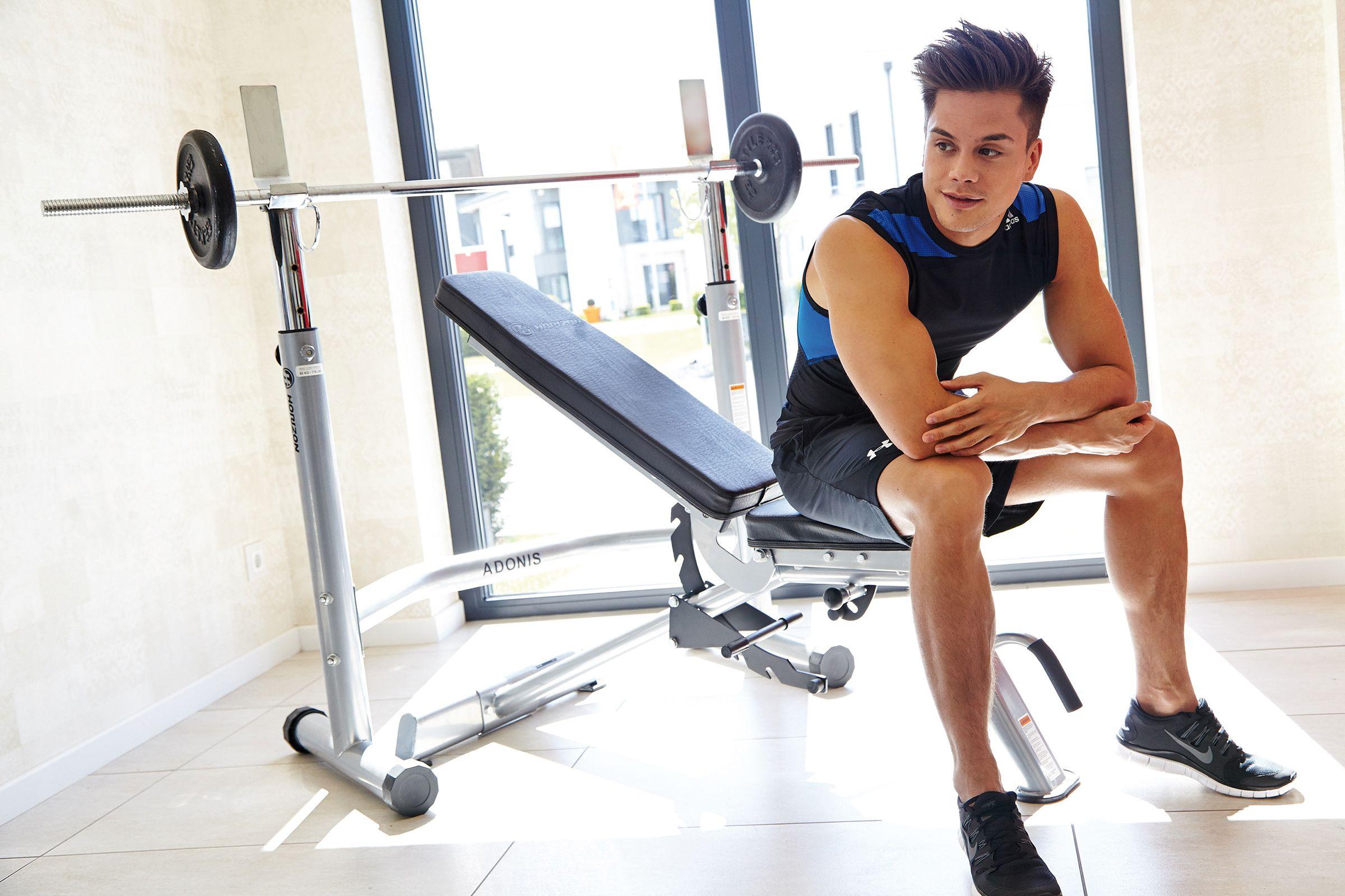 Christopher Schnell - Horizon Fitness Foto 3