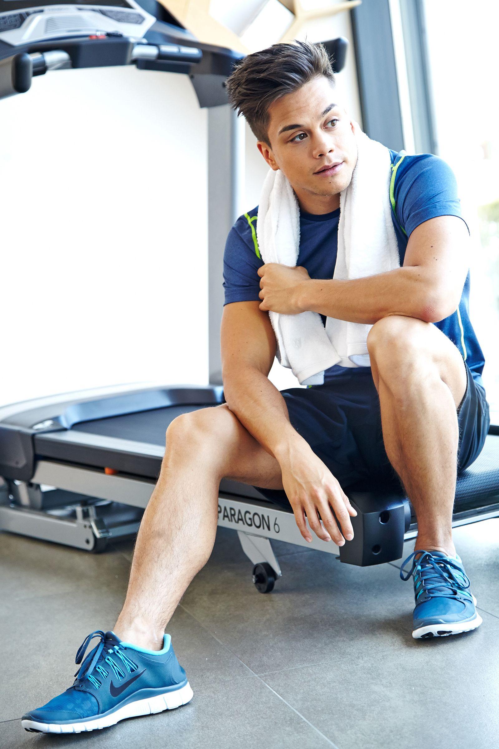 Christopher Schnell - Horizon Fitness Foto 4