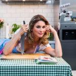 Claudelle Deckert hat eigene Kochshow
