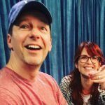 Will & Grace - Sean Hayes und Megan Mullally