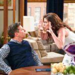 Will & Grace - Sean Hayes und Debra Messing