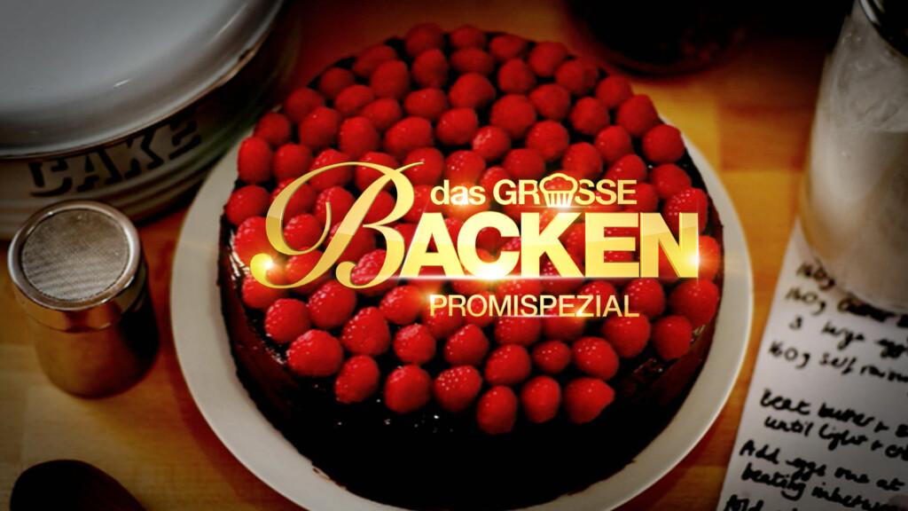 """Die vierteiligen Promi-Staffel von """"Das große Backen"""" ab heute in SAT.1"""