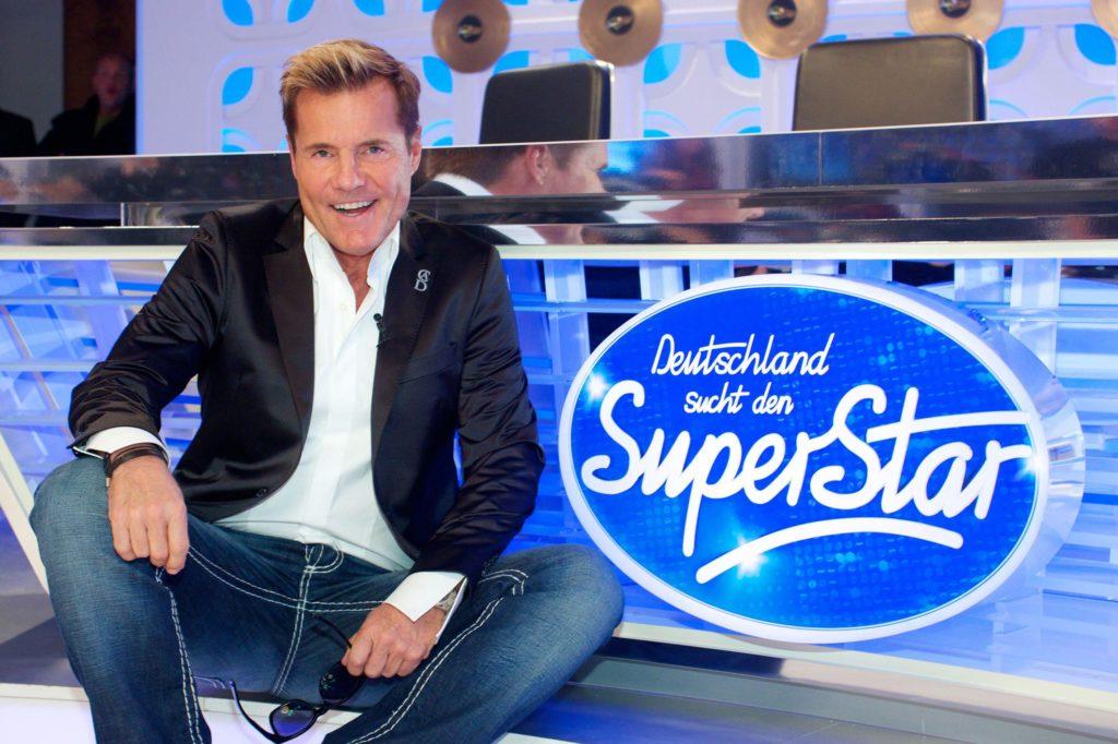 """Jurymitglied Dieter Bohlen freut sich auf den Recall in Düsseldorf bei """"Deutschland sucht den Superstar"""""""