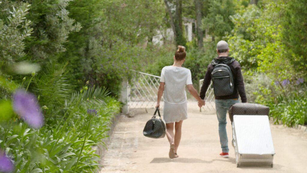 Angelina Heger und Rocco Stark müssen das Sommerhaus verlassen.