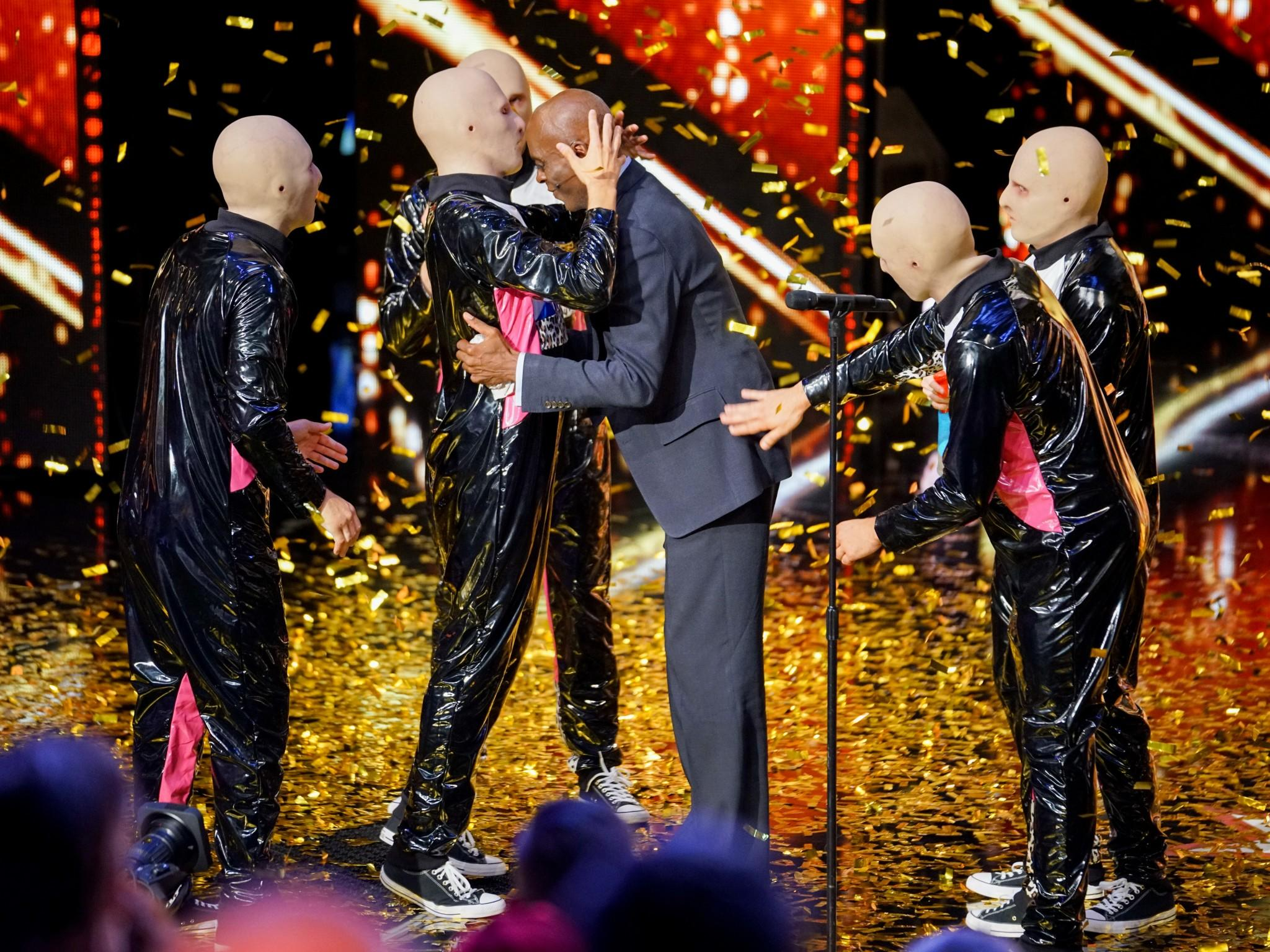 Das Supertalent 2017 Finale Baba Yega Stars On Tv