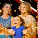 Das Supertalent 2017 Finale - Jannis, Irene und Barbara
