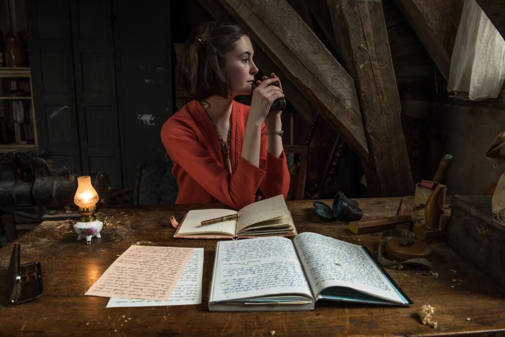 """""""Das Tagebuch der Anne Frank"""" heute Abend im ZDF"""