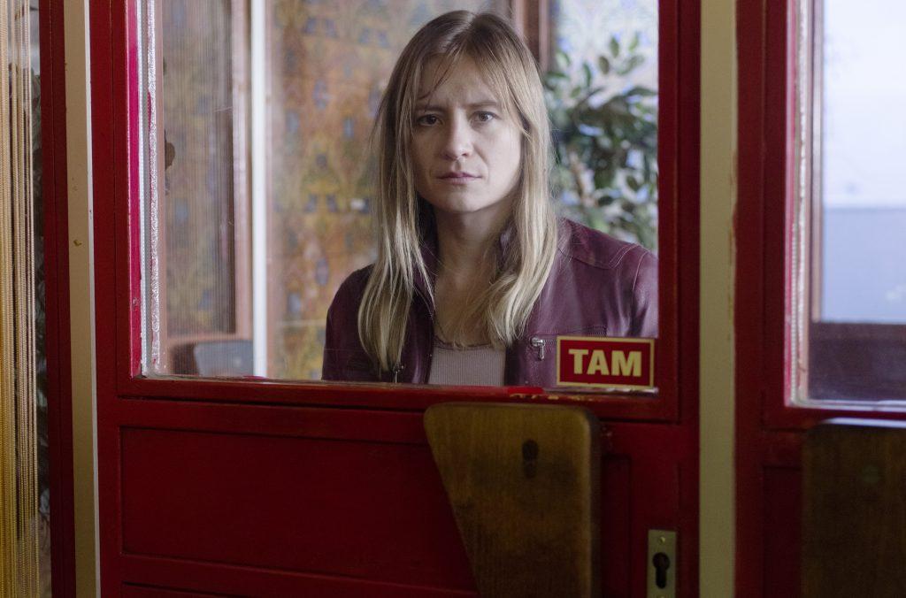 Michelle Grabowski (Julia Jentsch) macht sich auf die Suche nach ihrer Tochter, die unter mysteriösen Umständen.