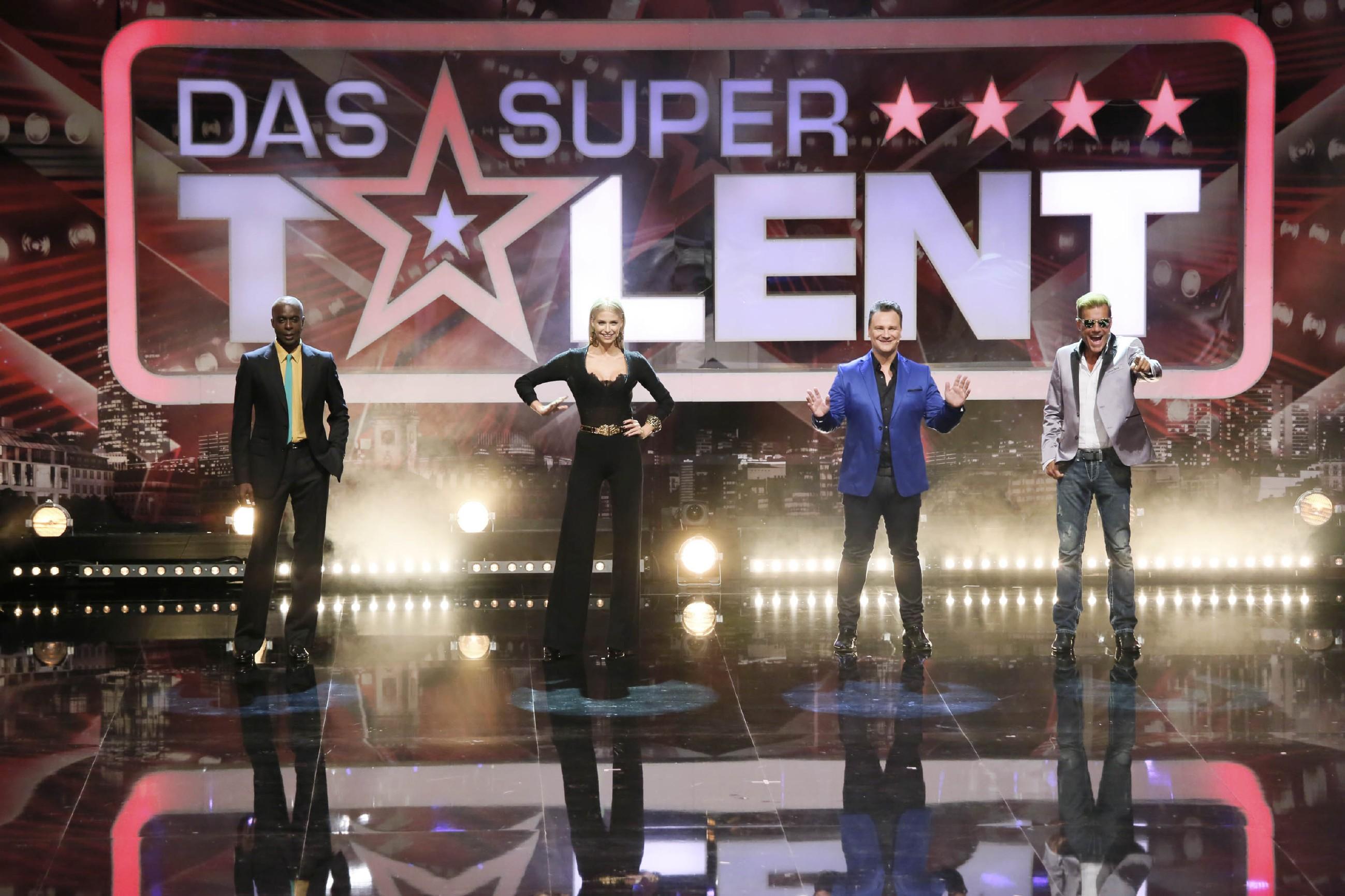 Das Supertalent Gewinner 2014