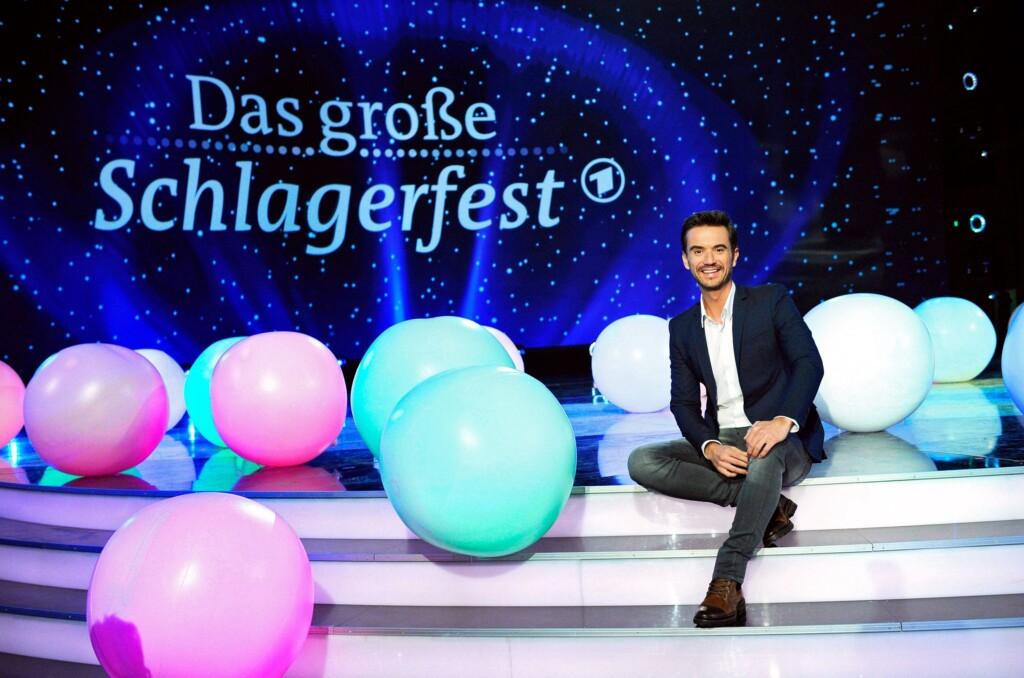 Das große Schlagerfest - die überraschende Show mit Florian Silbereisen. Übertragen aus der Halle Messe Arena.