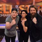 Duell der Stars - Christ Tall, Mimi Fiedler und Antoine Monot Jr