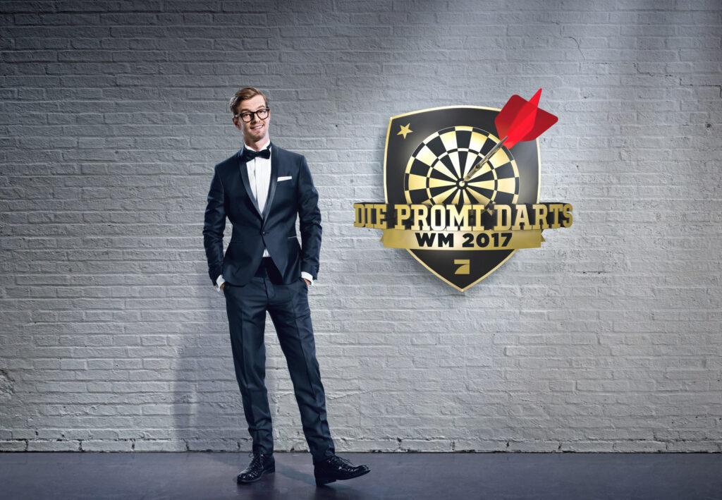 Die Promi-Darts-WM 2017 mit Joko Winterscheidt ..