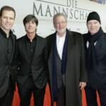Die Mannschaft Premiere Berlin - Oliver Bierhoff, Joachim Jogi Loew, Martin Moszkowicz, Tom Spiess