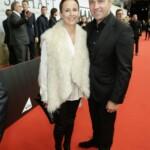 Die Mannschaft Premiere Berlin - Hansi Flick mit Frau