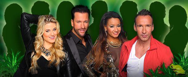RTL stellte heute Morgen die ersten vier Kandidaten offiziell vor