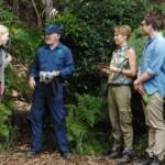 Dschungelcamp 2014: Larissa in Dschungelprüfung 2