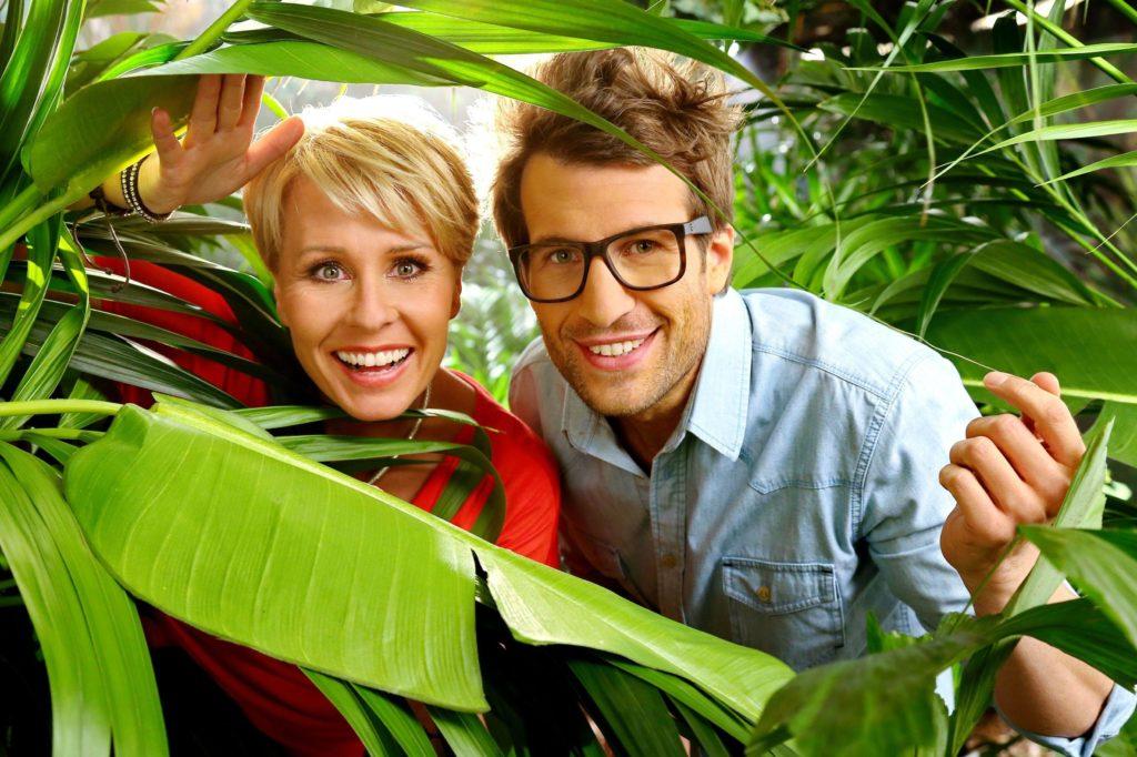 Sonja Zietlow und Daniel Hartwich moderieren die Dschungelshow
