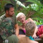 Dschungelcamp 2014. Der Wendler und Melanie haben Stress