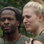 Dschungelcamp 2014: Mola und Larissa in Dschungelprüfung