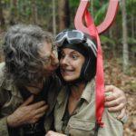 Dschungelcamp: Tanja und Winfried bei der Schatzsuche