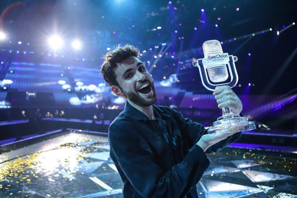 Duncan Laurence gewinnt den 64. Eurovision Song Contest.
