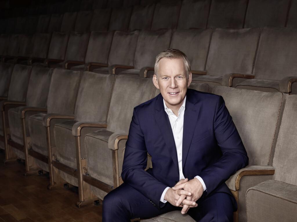 """Johannes B. Kerner moderiert die Spendengala """"Ein Herz für Kinder"""" im ZDF."""