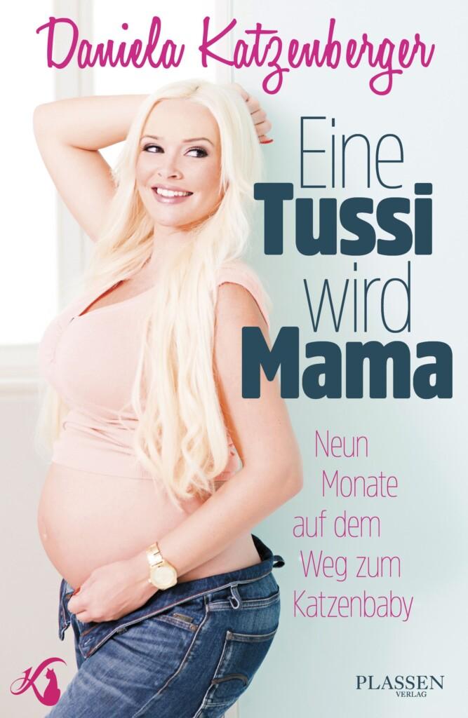 """Daniela Katzenberger präsentiert das Hörbuch zu ihrem Bestseller """"Eine Tussi wird Mama"""""""