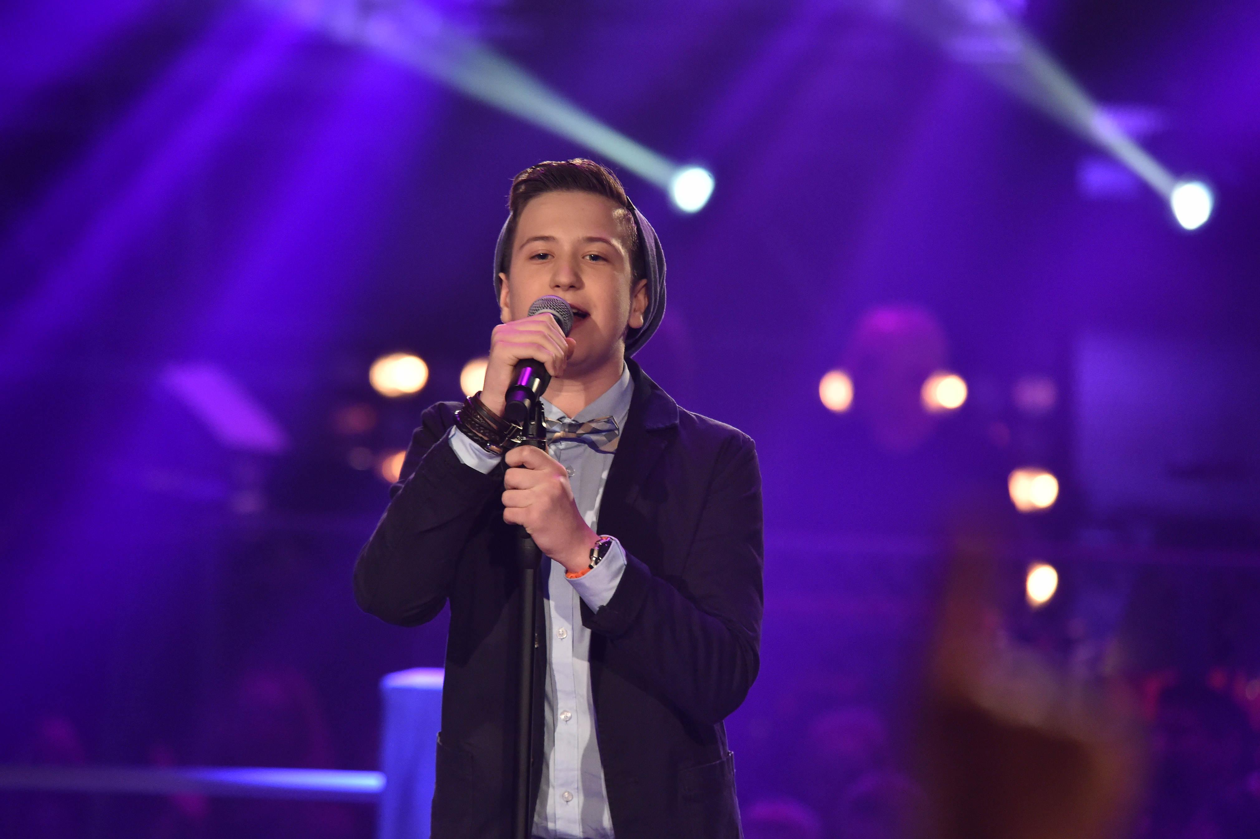 The Voice Kids 2017 - Eric