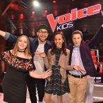 The Voice Kids Finale 2017 - Eric, Diana und Lina