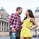 Gute Zeiten schlechte Zeiten - Felix van Deventer und Rona Özkan