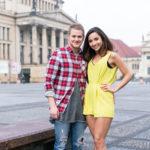 Gute Zeiten, schlechte Zeiten - Rona Özkan und Felix van Deventer