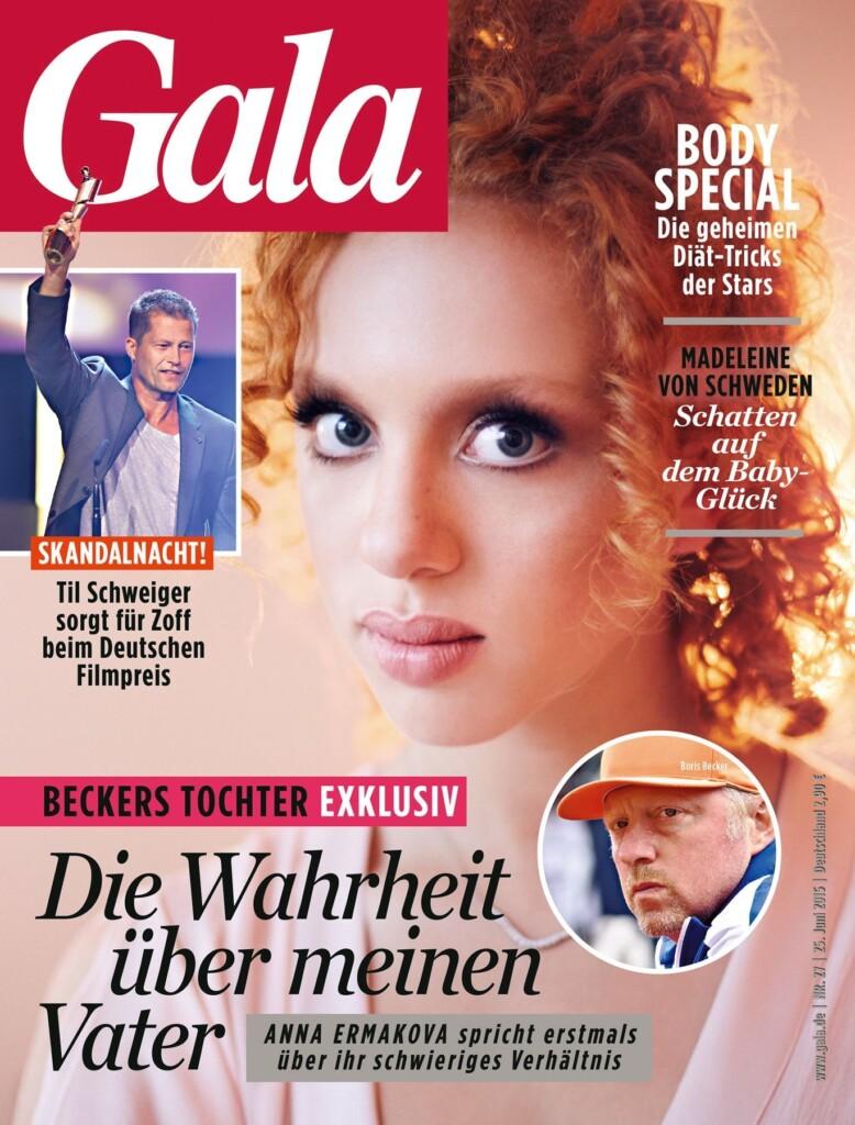 GALA - Borris Brandt zum TV-Abschied von Stefan Raab