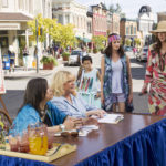 Gilmore Girls Revival - Liz Torres, Sally Struthers, Alexis Bledel und Lauren Graham