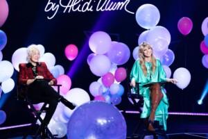GNTM 2021 Folge 4 - Heidi Klum und Ellen von Unwerth