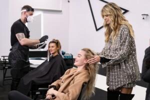 Germany's Next Topmodel 2021 Folge 5 - Romina und Mareike beim Umstyling