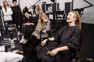Germany's Next Topmodel 2021 Folge 5 - Mareike beim Umstyling
